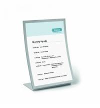Дисплей настольный Durable Duraview А3 с рамкой, 420х297мм, 3332-92
