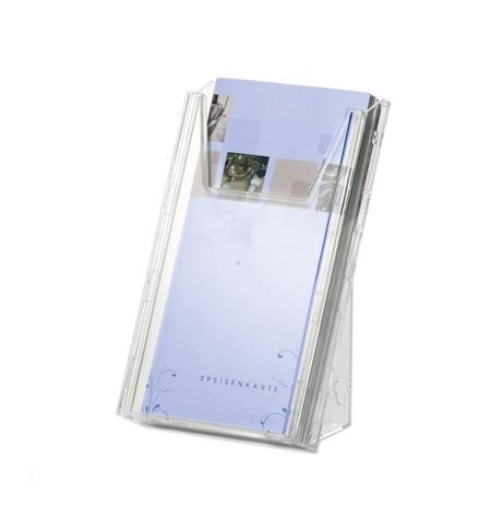 фото: Лоток настольный для буклетов Durable Combiboxx 1/3 А4 8590-19