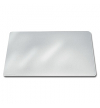 Коврик настольный для письма Durable Duraglas 50х65см прозрачный, 7113-19
