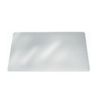Коврик настольный для письма Durable 40х53см прозрачный, 7112-19