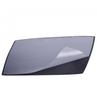 фото: Коврик настольный для письма Durable Artwork 53х68см с карманом, черный, 7201-01