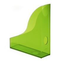 Накопитель вертикальный для бумаг Durable Rack Basic А4 306мм, зеленый, 1701712017