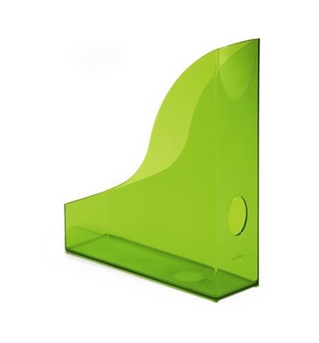 фото: Накопитель вертикальный для бумаг Durable Rack Basic А4 306мм, зеленый, 1701712017