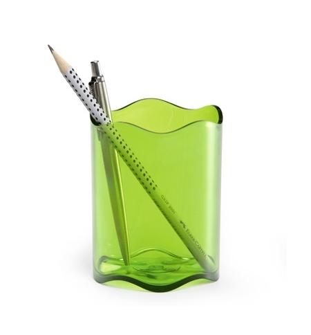 фото: Подставка для ручек Durable Trend 102х80мм светло-зеленая, 1701235017