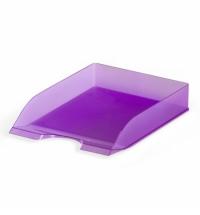 Лоток горизонтальный для бумаг Durable Basic Tray А4 фиолетовый, 1701673929