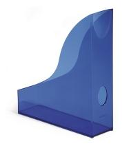Накопитель вертикальный для бумаг Durable Rack Basic А4 306мм, голубой, 1701712540