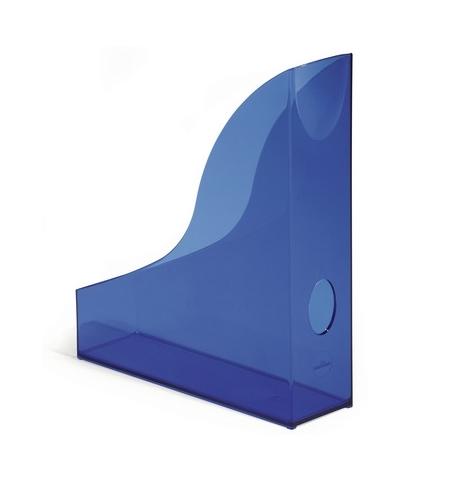 фото: Накопитель вертикальный для бумаг Durable Rack Basic А4 306мм, голубой, 1701712540