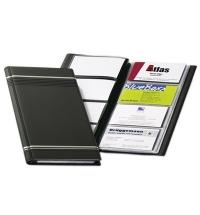 Визитница Durable Visifix на 96 визиток. антрацит, ПВХ, 8581-58