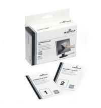 Салфетки чистящие для мониторов Durable Screenclean Duo 10 влажных+10 сухих 5721-02
