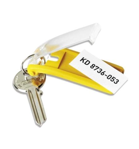 фото: Бирки для ключей Durable ассорти 6шт, 1957-00