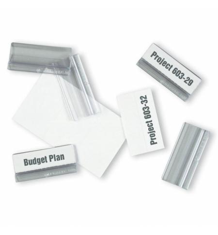фото: Табуляторы для демопанелей Durable Sherpa 58 мм, 10 шт, 5609-19