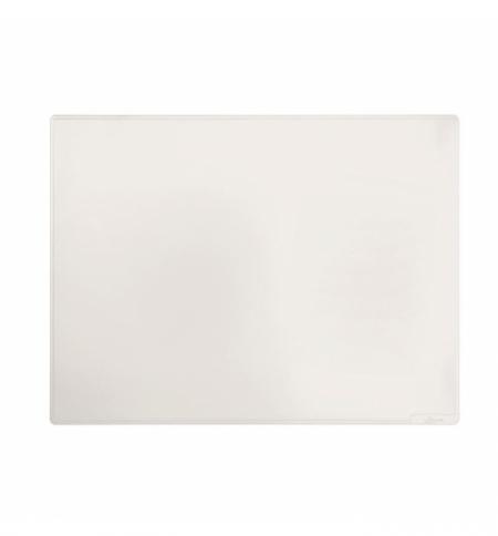 фото: Коврик настольный для письма Durable 50х65см, прозрачный