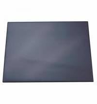 Коврик настольный для письма Durable 52х65см, синий с прозрачным листом