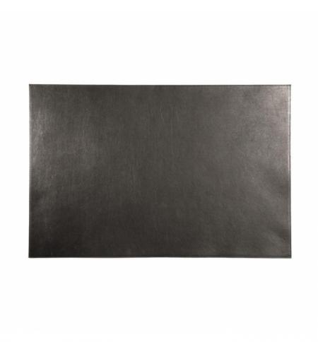 фото: Коврик настольный для письма Durable 65х45см, черный, из натуральной кожи, 7305-01