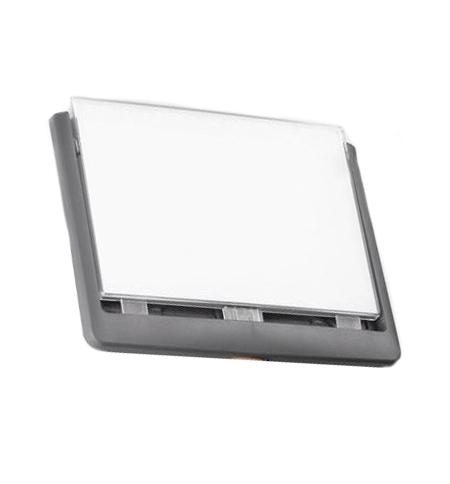 фото: Табличка настенная Durable Click Sign 210х150мм, графит, 4866-37